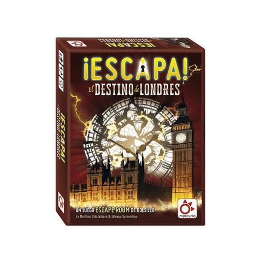 Escapa: El destino de Londres