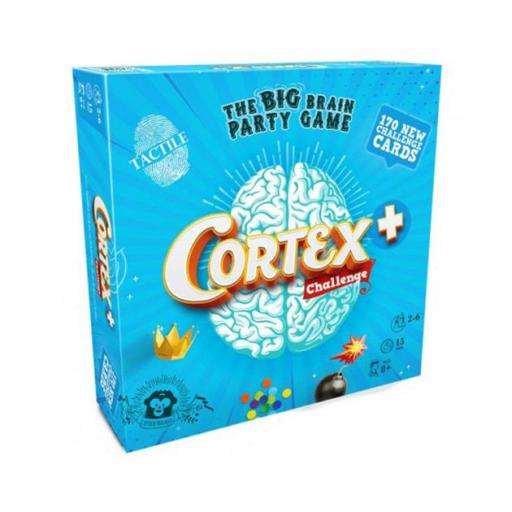 Cortex + (caja grande azul)