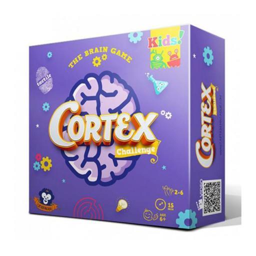 Cortex challenge (caja morada)