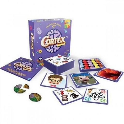 Cortex challenge (caja morada) [1]