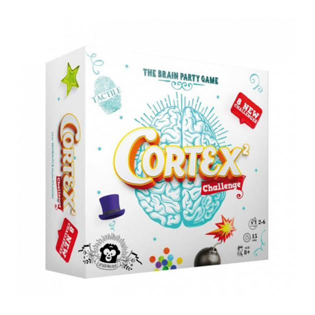 Cortex 2 challenge (caja blanca)