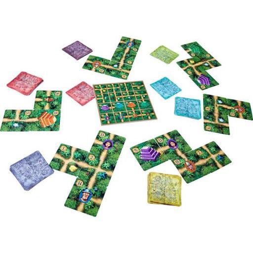 Karuba juego de cartas [1]