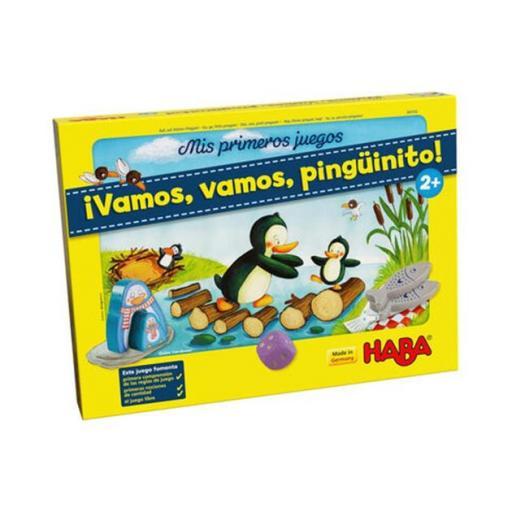 Vamos, vamos, pingüinito