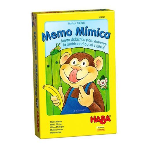 Memo mímica [0]