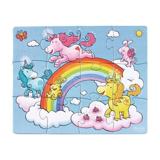 Puzzle unicornio destello [1]