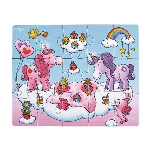 Puzzle unicornio destello [2]