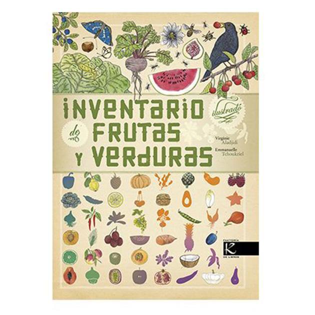 Inventario de frutas y verduras