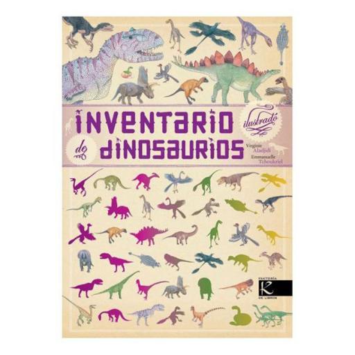 Inventario dinosaurios