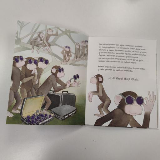 La historia de los bonobos con gafas [1]