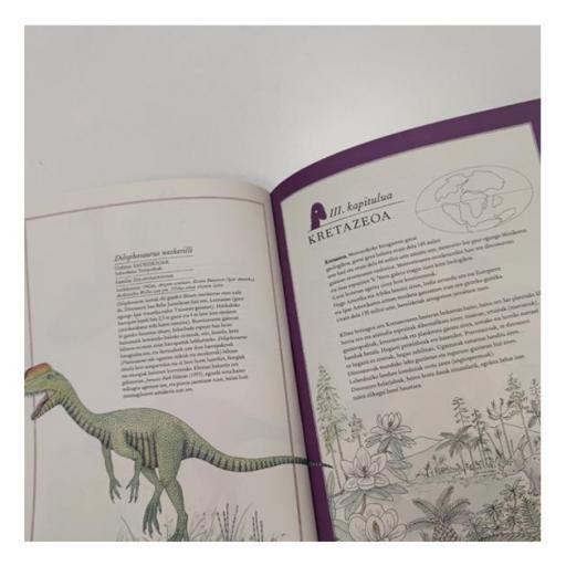 Dinosauroen inbentarioa [2]