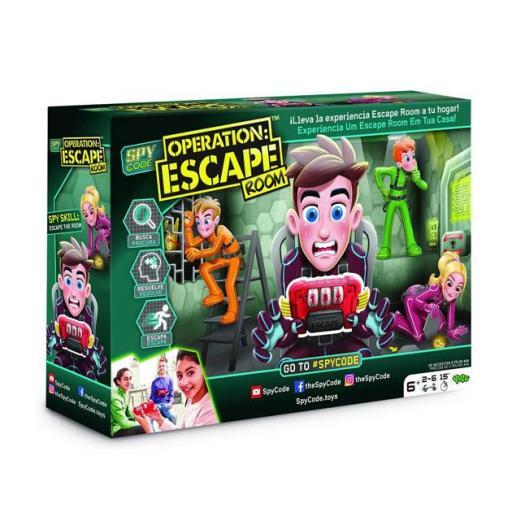 Operación: Escape room