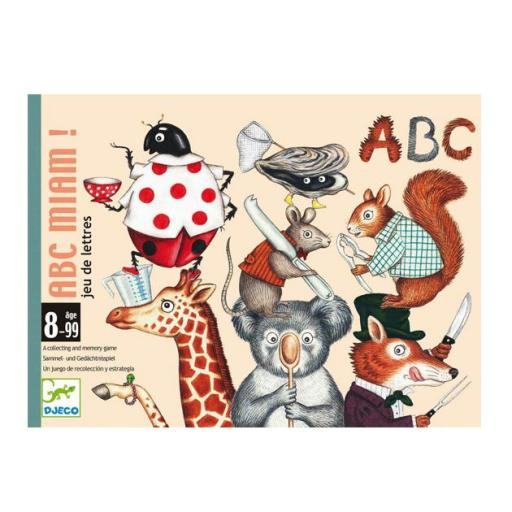 Cartas: Abc miam!