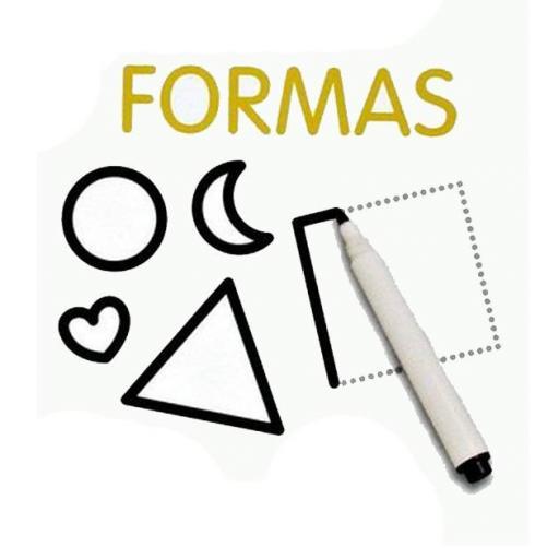 Abremente para escribir y borrar. Formas [1]