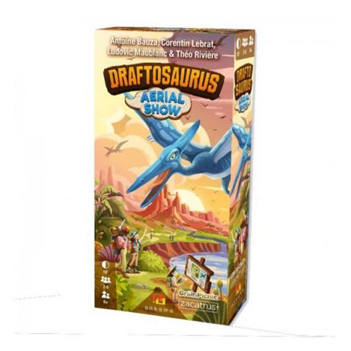 Draftosaurus: Aerial show (ampliación)