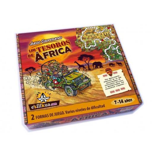 Los tesoros de África