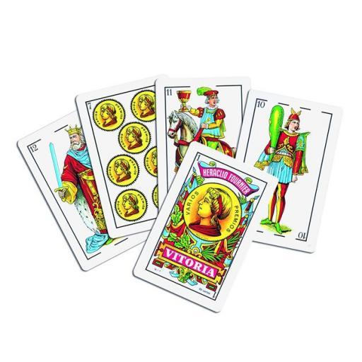 Baraja Fournier 40 cartas  [1]