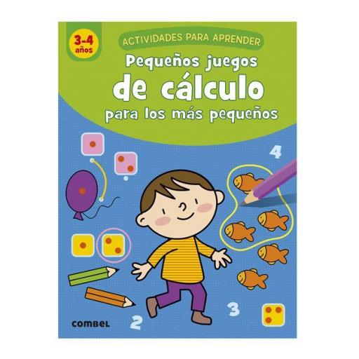 Juegos de cálculo para los más pequeños (3-4 años)