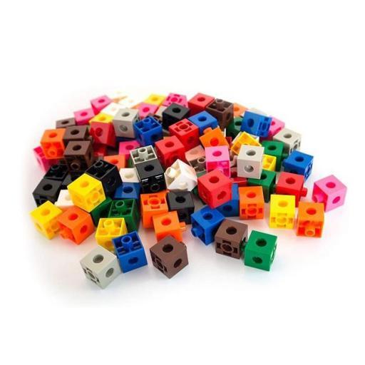 Miniland cubes 100 piezas