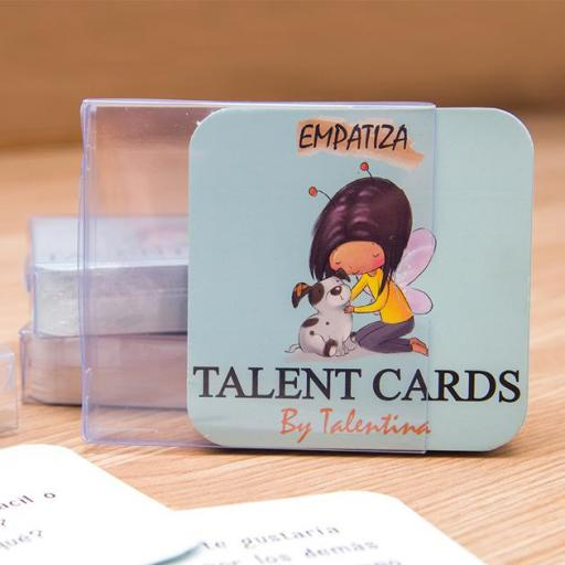 Talent cards: Empatiza