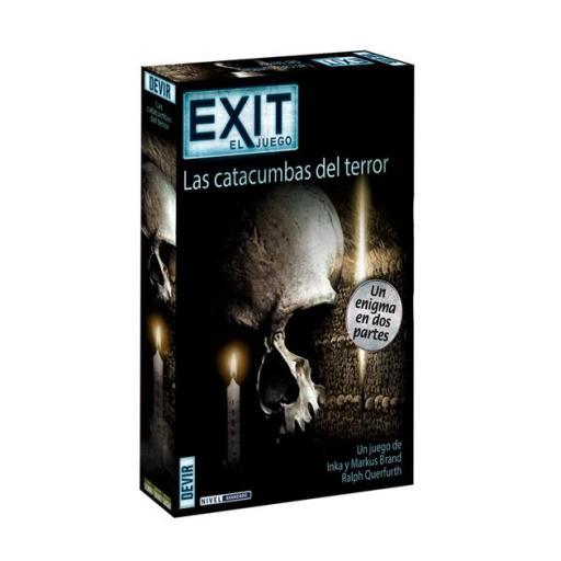 Exit. Las catacumbas del terror