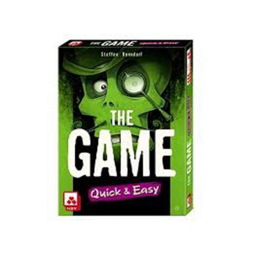 The game. Quick & easy