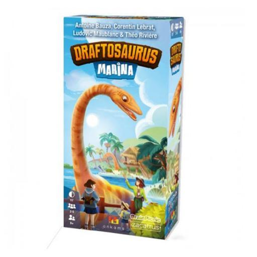 Draftosaurus: Marina (ampliación)