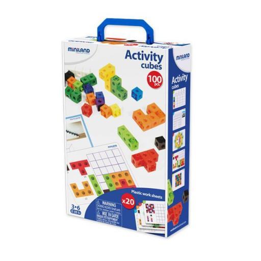 Activity cubes
