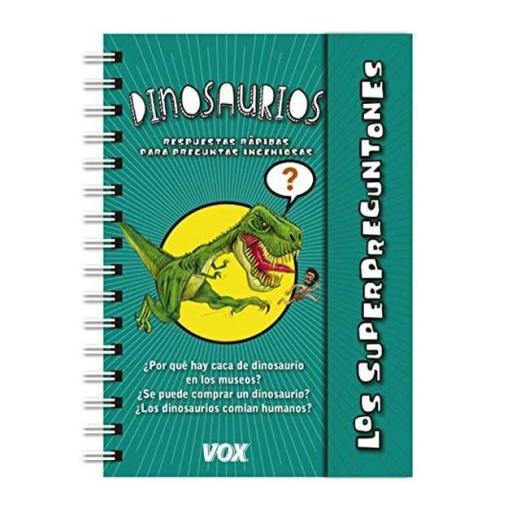 Los preguntones: dinosaurios