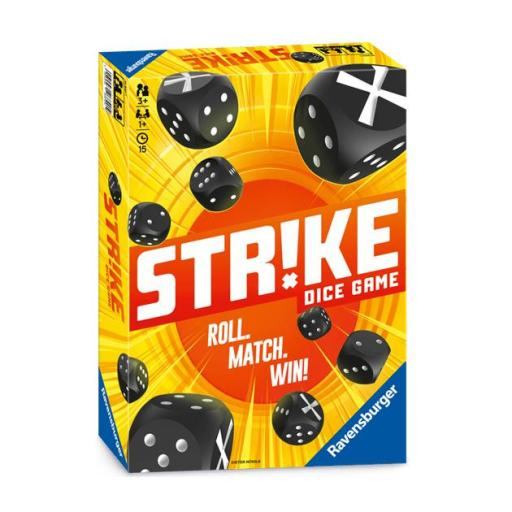 Strike: Dice game