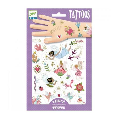 Tatuajes Mundo mágico