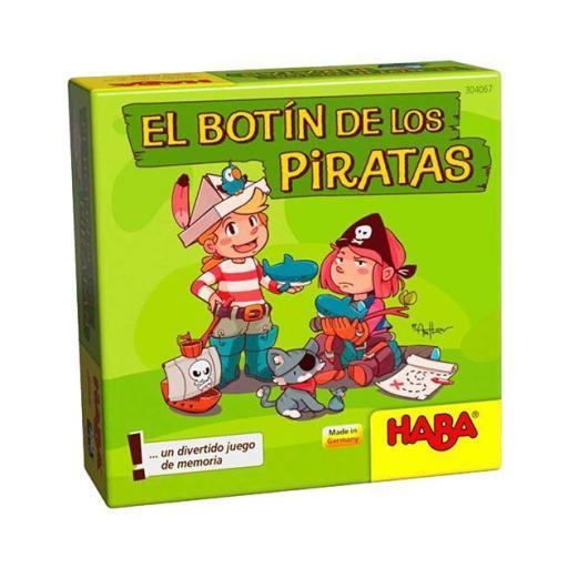 El botín de los piratas