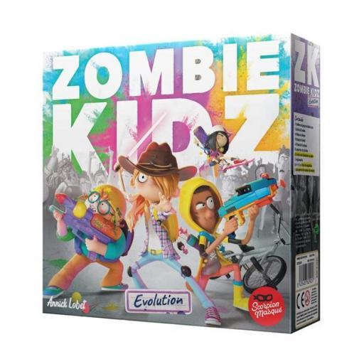 Zombie kids (Evolution)