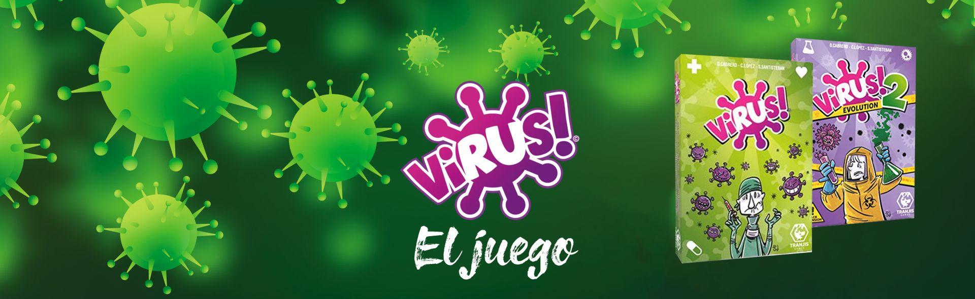 Juego Virus