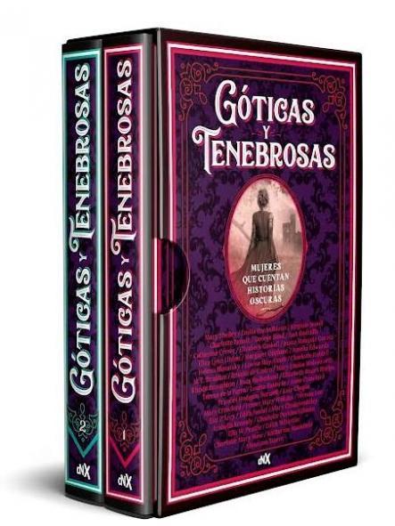 Góticas y tenebrosas, A.A.V.V