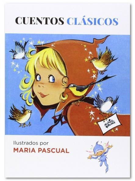 Cuentos clásicos ilustrados por María Pascual
