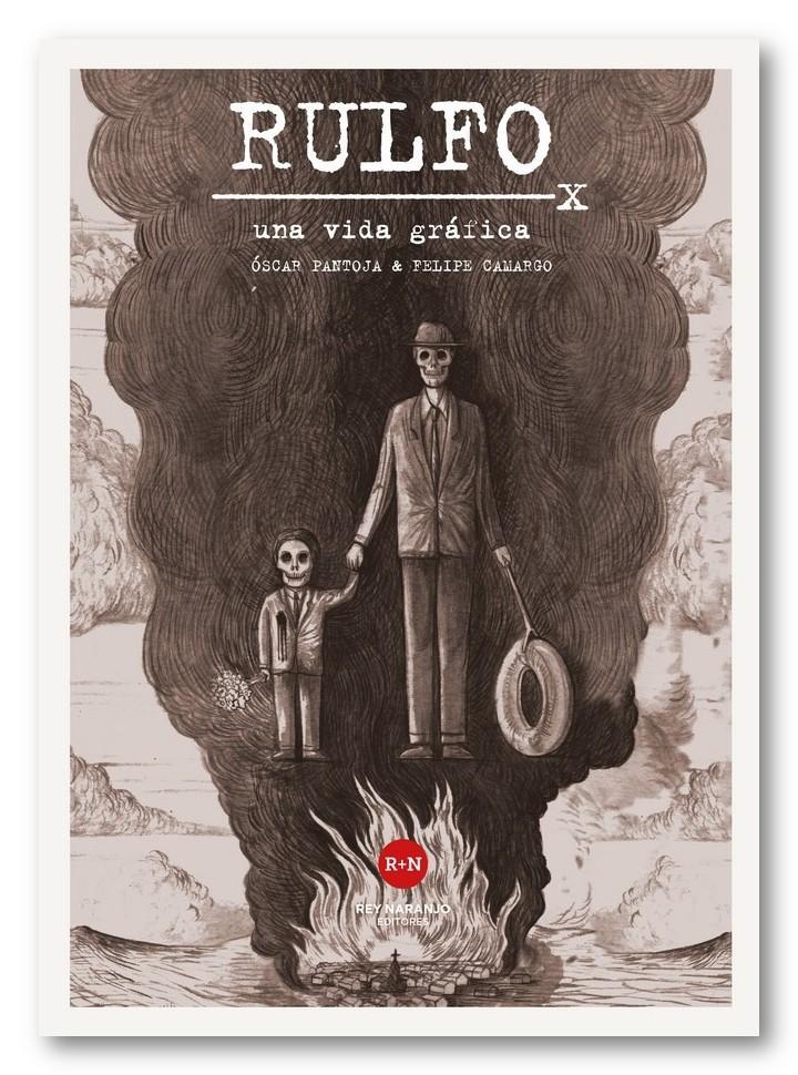 Rulfo, Felipe Camargo y Óscar Pantoja