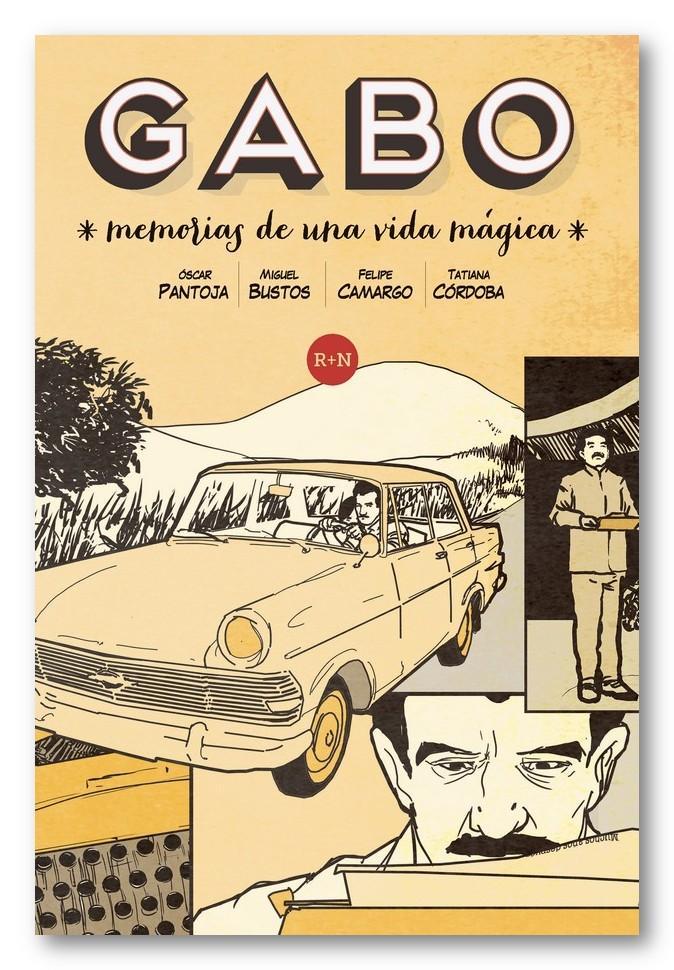 Gabo, Memorias de una vida mágica, Óscar Pantoja