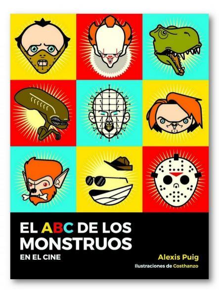 El ABC de los monstruos en el cine, Alexis Puig, Costhanzo