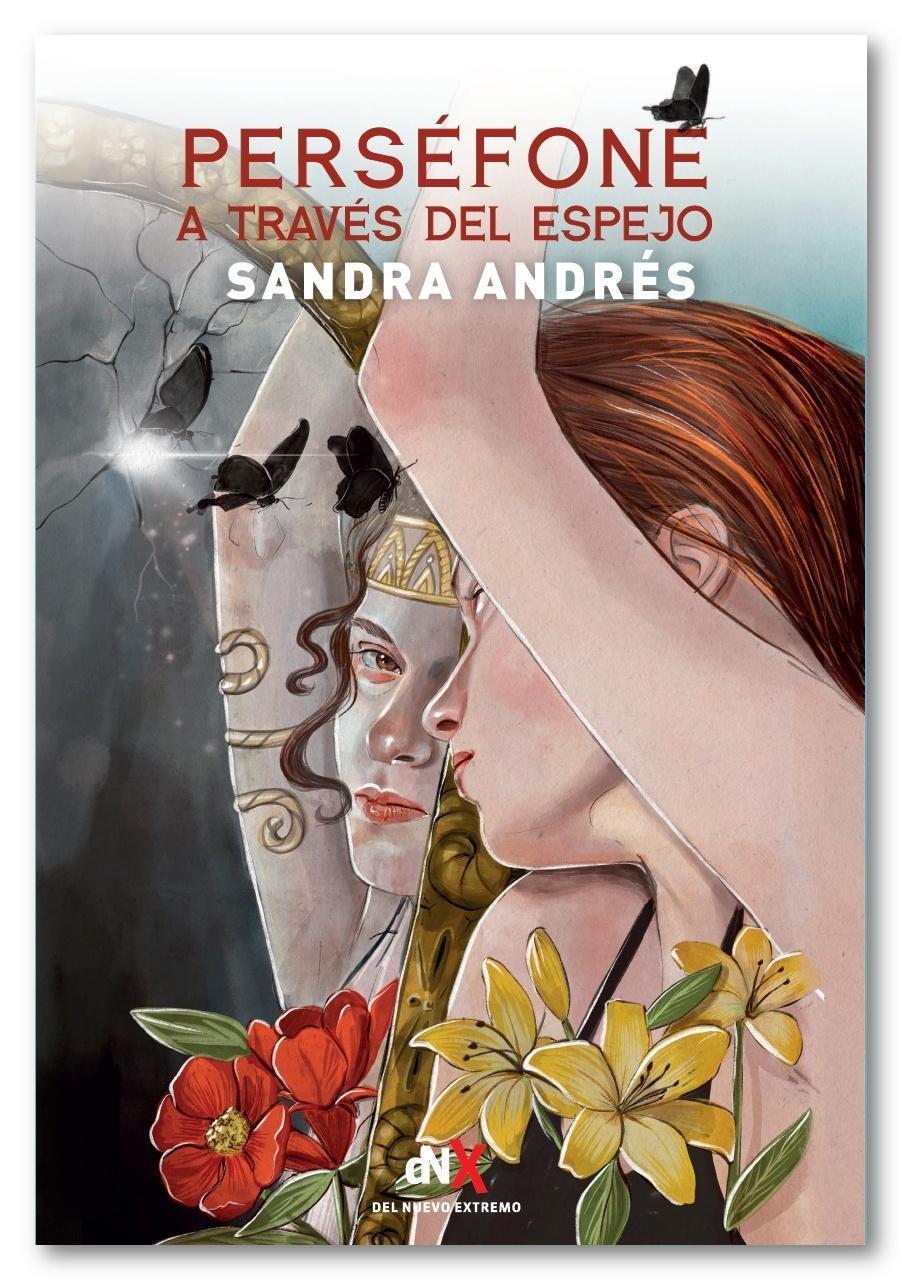 Caja exclusiva lanzamiento - Perséfone a través del espejo, Sandra Andrés