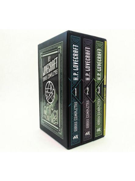Obras completas H.P. Lovecraft