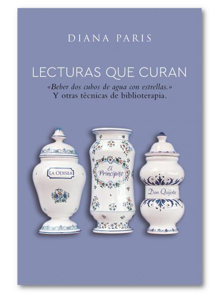 Lecturas que curan, Diana París