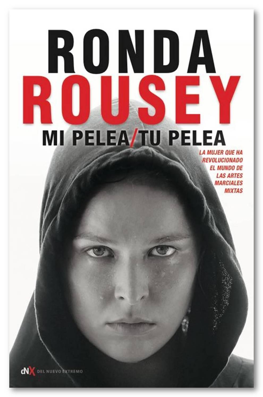Mi pelea, tu pelea, María Burns Ortiz y Ronda Rousey