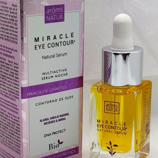 Miracle Eye Contour Natural Serum
