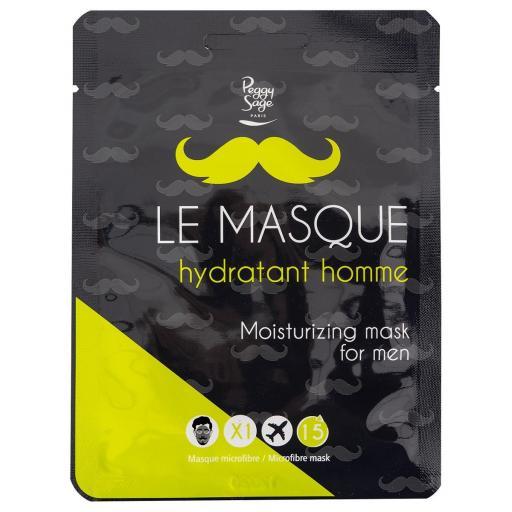 Mascarilla hidratante para hombres