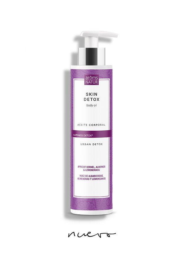 Skin detox aceite corporal