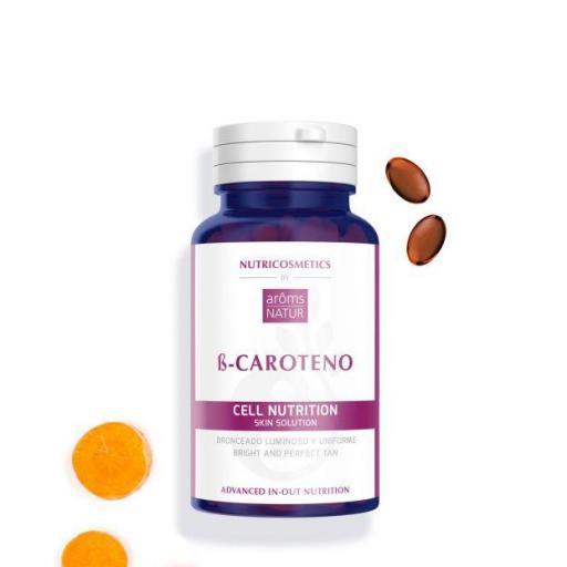 B-Caroteno Nutricosmetics