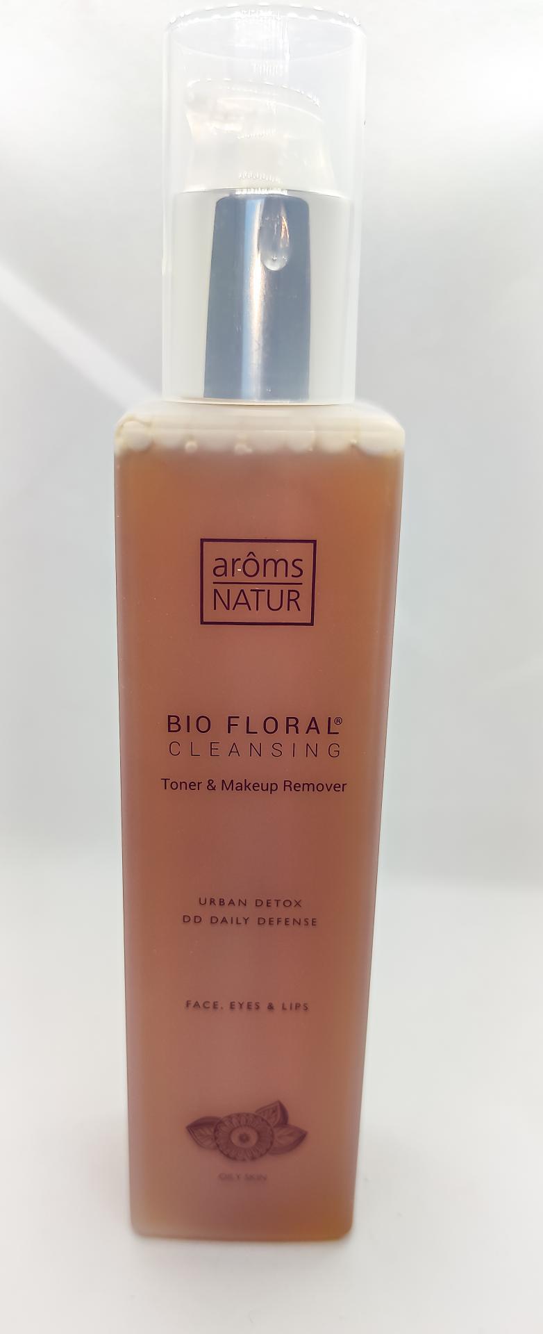 Bio Floral Cleansing Piel mixta-grasa