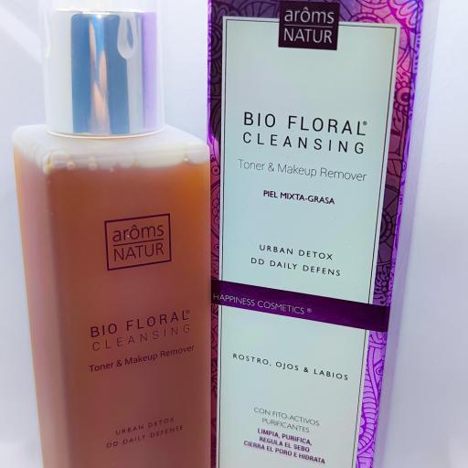 Bio Floral Cleansing Piel mixta-grasa [0]