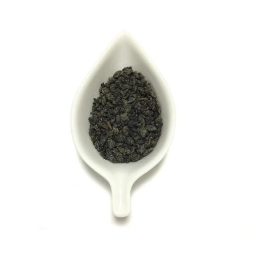 "Té Verde China Gunpowder ""Temple of heaven"""