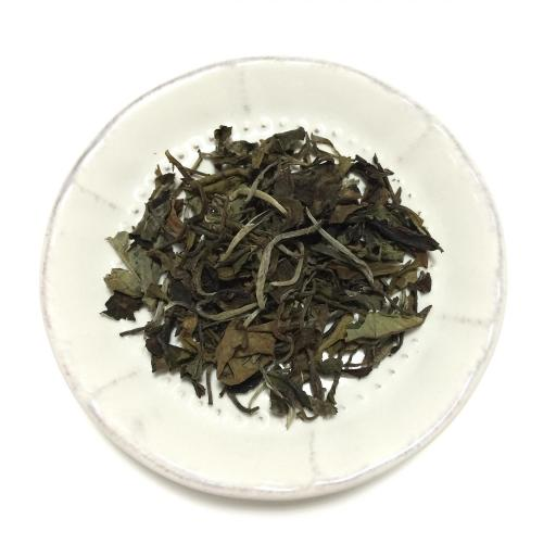 Té Blanco China White Pai Mu Tan Supremo